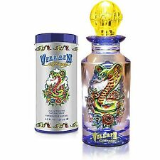 Ed Hardy Villain by Christian Audigier 4.2 oz EDT Spray for Men Tester