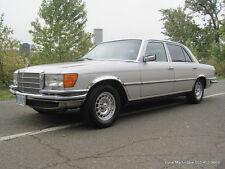 Mercedes-Benz: 400-Series SEL