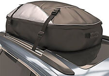 Cargo Carrier, CarFit Roof Cargo Bag , Stylish Car Roof Bag (15 Cubic Feet)