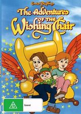 THE ADVENTURES OF THE WISHING CHAIR - ENID BLYTON - NEW & SEALED DVD