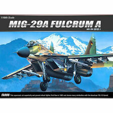 [Academy] Plastic Model Kit 1/48 SCALE MIG-29A FULCRUM A (#12263)