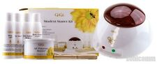 New! GiGi Student Starter Waxing Kit PRO Esthetician Wax Warmer Honee Can Strips