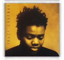 TRACY CHAPMAN 1988 LP COVER FRIDGE MAGNET IMAN NEVERA