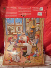 Advent Calendar from Denmark Santa Making His List