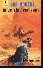 BOB MORANE EO 60s La cité des sables Edition Originale Néerlandaise Henri VERNES