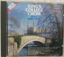 Holy Holy Holy Kings College Choir CD Argo 414609-2 Germany 1986