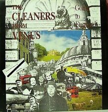 THE CLEANERS FROM VENUS-GOING TO ENGLAND LP VINILO 1987 SPAIN