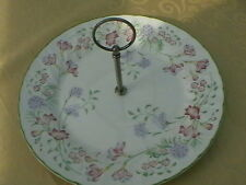 CHURCHILL EMILY Handle Cake Large Plate Stand / Hostess Tray. Beautiful Elegant