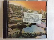 Led Zeppelin Houses of the Holy Atlantic 19130-2 NO BARCODE! 1985 1st US press