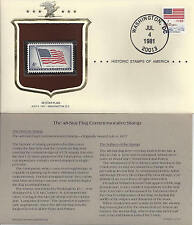 Historic Stamps of America 48 STAR FLAG Commemorative Stamp