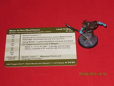 Lords of Madness Figur 54/60 Water Archon Shoal Reaver von Dungeons and Dragons