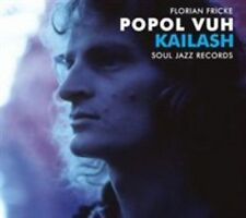 Kailash: Pilgrimage to the Throne of God, POPOL VUH, New Import