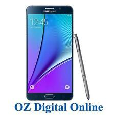 "NEW Samsung Galaxy Note 5 N920 32GB Black 4G LTE 16MP 5.7"" Unlocked Phone"