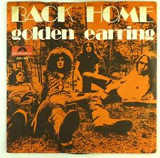 """7"""" Single - Golden Earrings - Back Home - S1480 - washed & cleaned"""