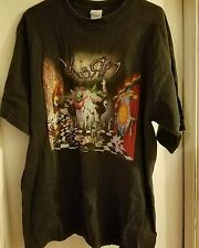 VINTAGE 2002 KORN BAND CONCERT TOUR T-SHIRT XL