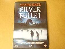 DVD / SILVER BULLET ( STEPHEN KING )