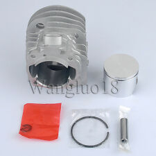 New 46mm Cylinder Piston Pin Kits For  Husqvarna 55 51 Chainsaw 503609172