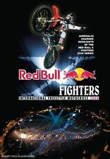 Red Bull X Fighters -International Freestyle Motocross 2008 (DVD, 2009)-REGION 4
