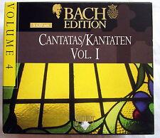 CD (s) - BACH EDITION 4 - Cantatas / Kantaten Vol. I - 5 CD-Set