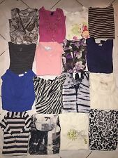 Wholesale Women's Clothing Lot Of 50 Tops. Custom Bundles- Designer Name Brands