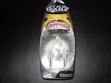 STAR WARS TITANIUM SERIES V-WING HASBRO 2005