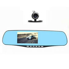 G90 1080P full HD car rearview camera monitor DVR