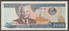 Laos 2000 KIP 2003 unc