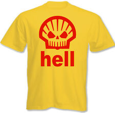 Hell - As Worn By Heath Ledger - Mens T-Shirt Shell
