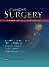 The Greenfield's Surgery: Scientific Principles and Practice Surgery  Greenfie