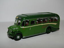 EFE BEDFORD OB COACH SOUTHDOWN HAYLING ISLAND DESTINATION 1/76 MODEL 20140