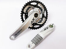mr-ride SHIMANO XT FC-M780 MTB Bike Crankset 175mm 10s 42/32/24t Hollowtech II