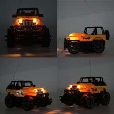 1:24 Drift Speed Radio Remote control RC Car Off road vehicle Jeep kids Gift Toy