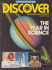DISCOVER MAGAZINE - JANUARY 1982 - 16TH  ISSUE  -  9