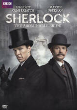 Sherlock:The Abominable Bride(DVD,2016)NEW BBC Benedict Cumberbatch Holmes Mart