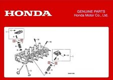 GENUINE HONDA VALVE COTTERS KEEPERS SET S2000 AP1 AP2 F20C1 F20C2