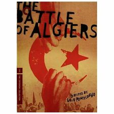The Battle of Algiers (Criterion Collection) New DVD! Ships Fast!