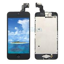 A+ Complete Black LCD Touch Digitizer Screen, Home Button Camera for iphone 5C