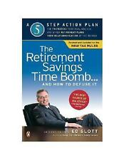The Retirement Savings Time Bomb . . . and How to Defuse It: A Five-Step Action