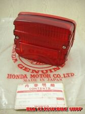 NOS HONDA C70 C90 C700 C900 C90E  TAILLIGHT SET P/N  33701-GB0-900 GENUINE JAPAN