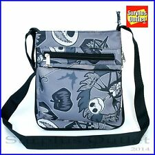 NIGHTMARE BEFORE CHRISTMAS MESSENGER CROSS BODY BAG
