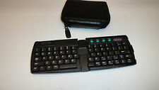 SS4:  Belkin PDA Keyboard for Palm m125 and m500 Series Handhelds F8P3501 w/case