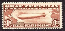 US C14 $1.30 Air Mail Mint VF OG NH SCV $650