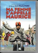 DVD ZONE 2--MA FEMME S'APELLE MAURICE--POIRE/MARCHAND/LASPALES/CHEVALLIER