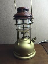 vintage 1950's tilley lamp lantern model x246 storm enamel top camping untested