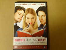 DVD / BRIDGET JONES'S DIARY ( RENEE ZELLWEGER, HUGH GRANT, COLIN FIRTH )