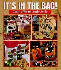 IT'S IN THE BAG! Tasty Gifts in Crafty Sacks Craft Book Cute Trick or Treat Bags