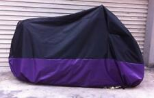 XXL Purple Motorcycle Cover For Kawasaki Vulcan VN 1500 Mean Streak Classic Noma