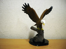 Imperial (arte resina)/White-headed eagle (synthetic resin)