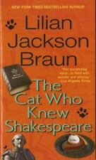 The Cat Who Knew Shakespeare, Lilian Jackson Braun, 0515095826, Book, Acceptable