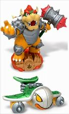 Skylanders Superchargers Hammer Slam  Bowser Amiibo Clown Cruiser wii,wiiu,3ds